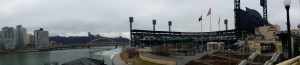 panorama PNC Park pittsburgh