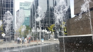 PPG fountain pittsburgh