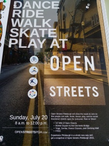 open streets event downtown pittsburgh