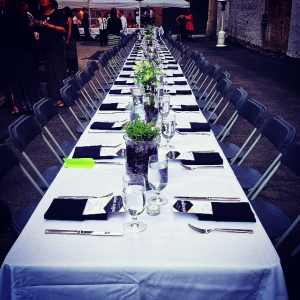 Urban Supper Table
