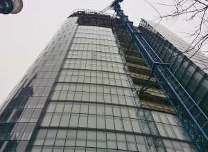 an updated photo of the new PNC Bank tower downtown. It will be a great addition to the skyline!