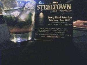 steeltown jazz event information