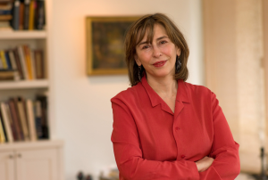 Azar Nafisi photo courtesy of the Pittsburgh Cultural Trust